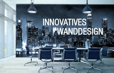 Innovatives Wanddesign | 2016